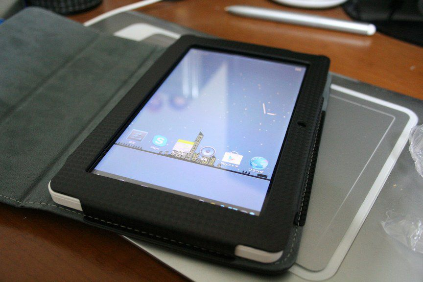 dospara タブレット a071-d15a ファームウェア